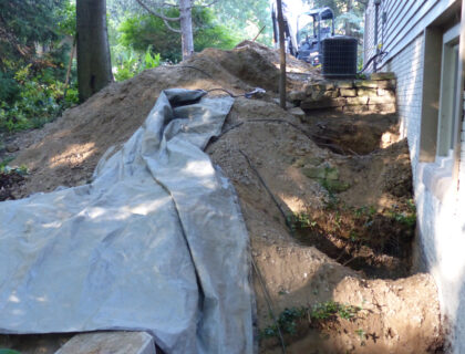 Foundation on Expanding Soil Texas